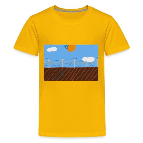 Royal waters - Kids' Premium T-Shirt