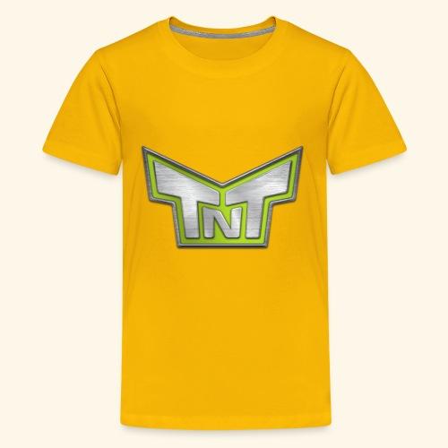 Dynamite Vlogs - Kids' Premium T-Shirt
