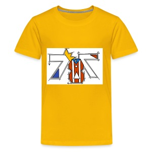 787 Illustrations logo - Kids' Premium T-Shirt