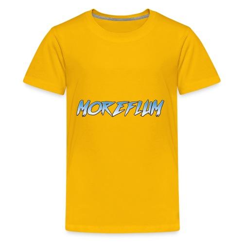 MoreFlum - Kids' Premium T-Shirt