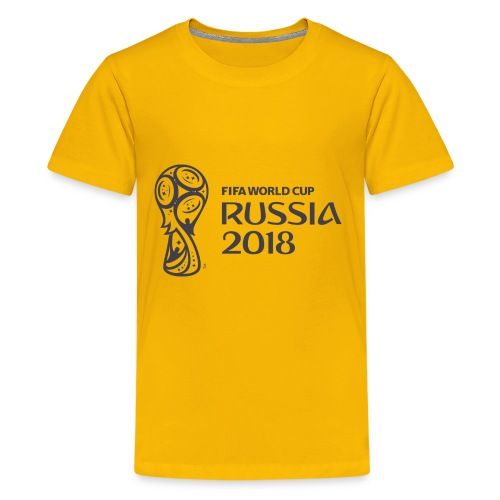 World Russia 2018 - Kids' Premium T-Shirt