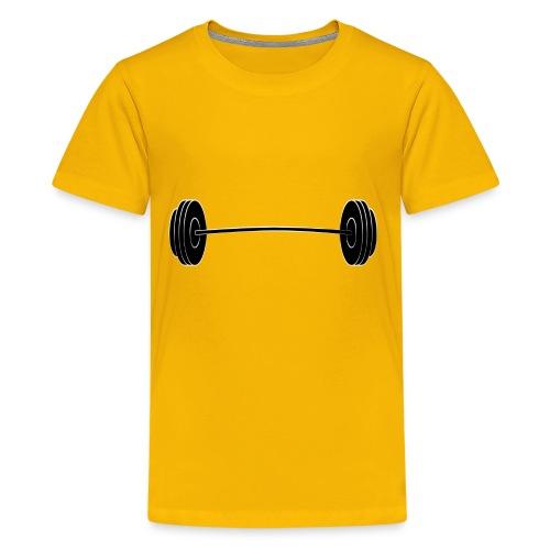 Gym motivation!!! gift idea great present - Kids' Premium T-Shirt