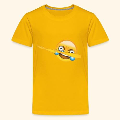 Commit suicide please - Kids' Premium T-Shirt
