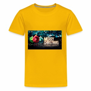 Merry Christmas Balls - Kids' Premium T-Shirt