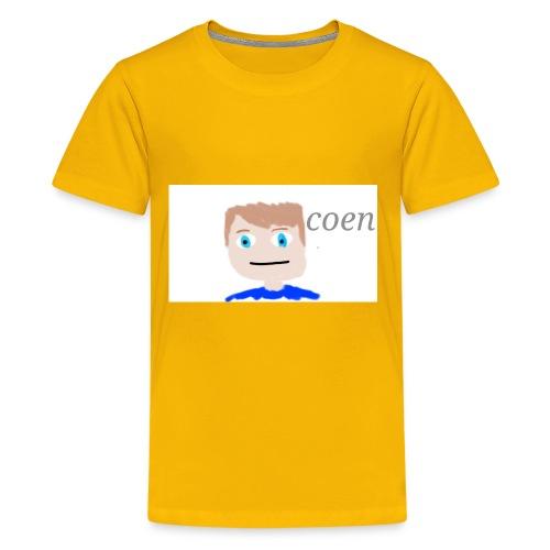 coen merch - Kids' Premium T-Shirt