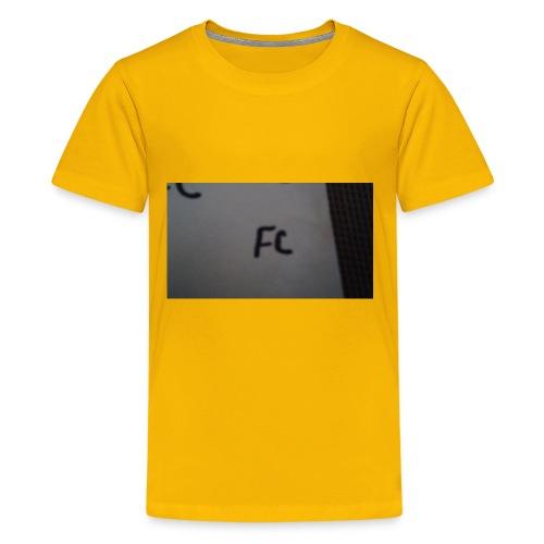 The fc hoodie - Kids' Premium T-Shirt