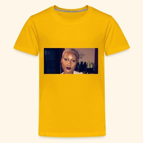 7EE5FD71 8215 430B B397 818B40647437 - Kids' Premium T-Shirt