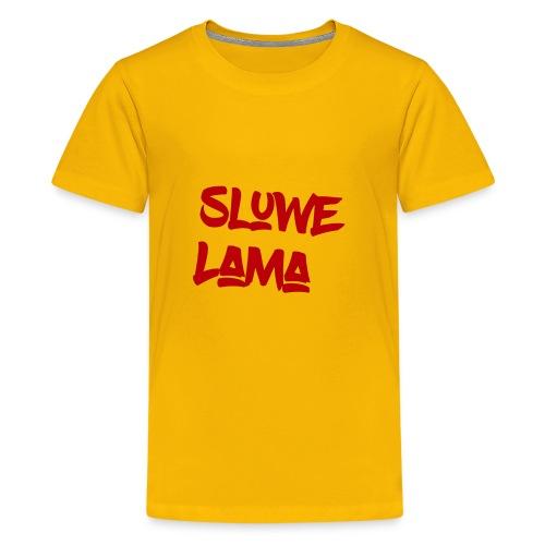 SluweLama Design - Kids' Premium T-Shirt