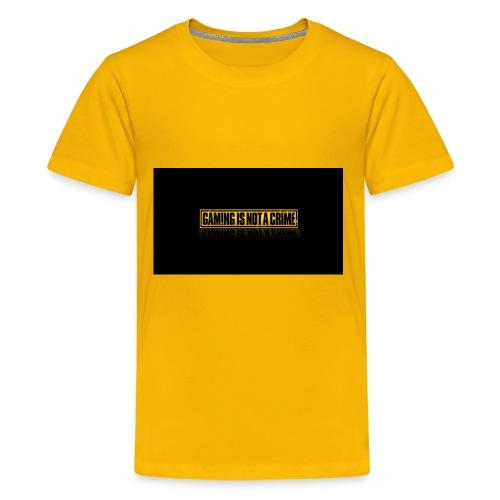 tAO4YG - Kids' Premium T-Shirt