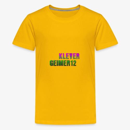 Sin ser1 - Kids' Premium T-Shirt