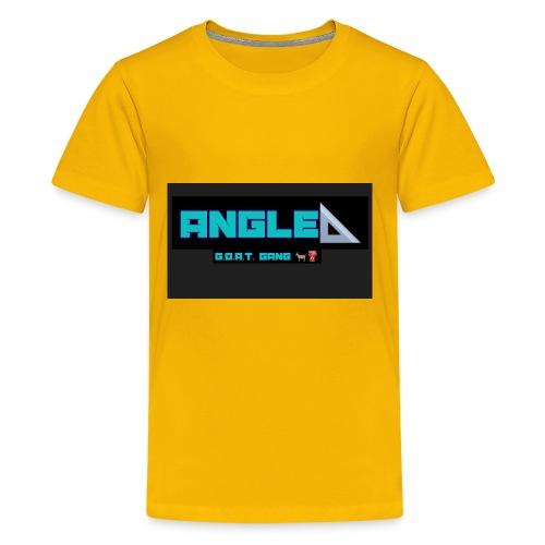 Angle - Kids' Premium T-Shirt