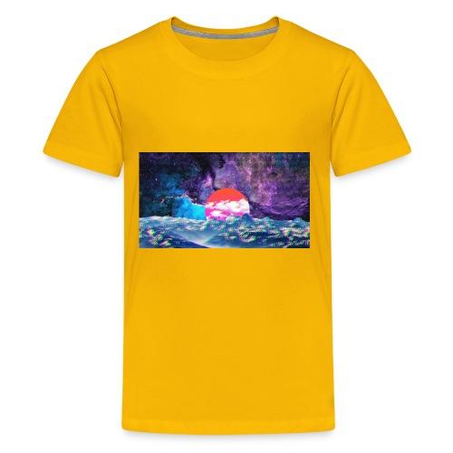 Galaxy Fazed - Kids' Premium T-Shirt