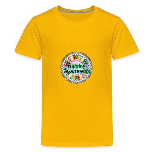 Raising awareness - Kids' Premium T-Shirt