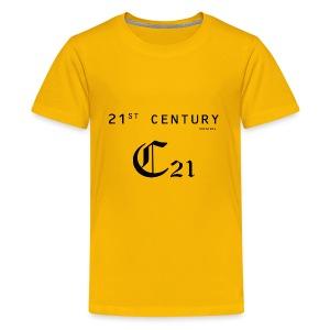 21 century - Kids' Premium T-Shirt
