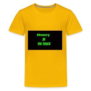 Money In The Truck - Kids' Premium T-Shirt