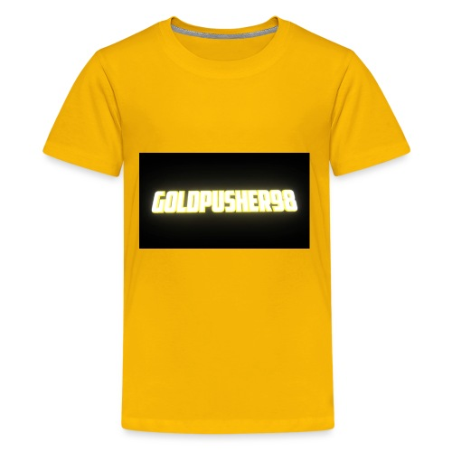 GoldPusher98 - Kids' Premium T-Shirt