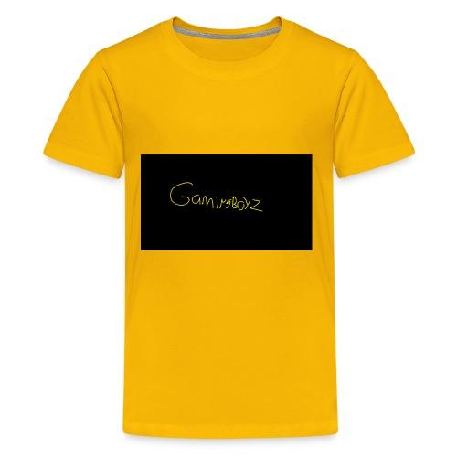 GamingBoyz - Kids' Premium T-Shirt