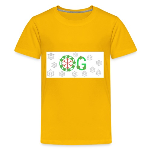Holiday Racks - Kids' Premium T-Shirt