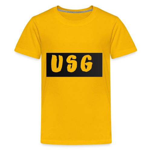 YT merch - Kids' Premium T-Shirt