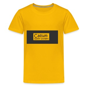 Callum's Custom Merch!!!!! - Kids' Premium T-Shirt