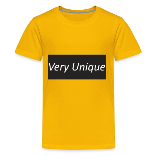 Very Unique - Kids' Premium T-Shirt