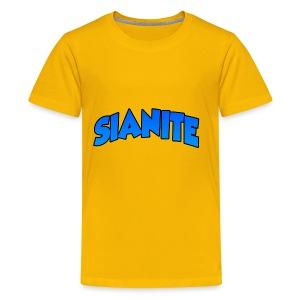 SIANITE SHIRT LOGO - Kids' Premium T-Shirt