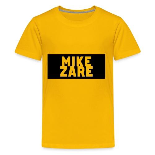 MikeZareHoodie - Kids' Premium T-Shirt