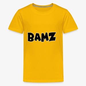 Bamz - Kids' Premium T-Shirt