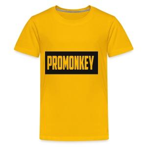 ProMonkey Logo - Kids' Premium T-Shirt