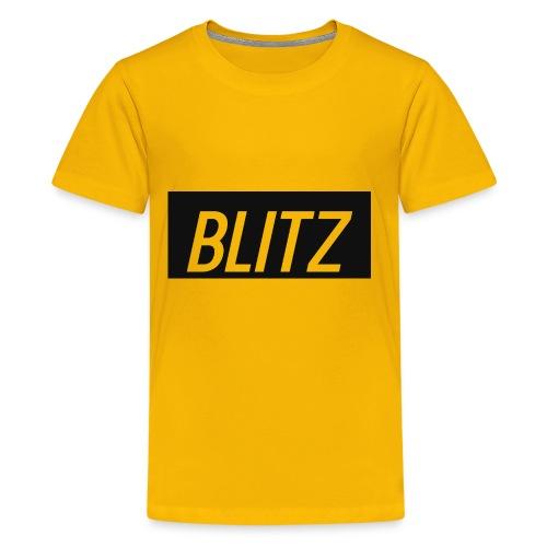 Andrew Czahor- Blitz Apparel - Kids' Premium T-Shirt
