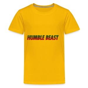 HUMBLE BEAST - Kids' Premium T-Shirt