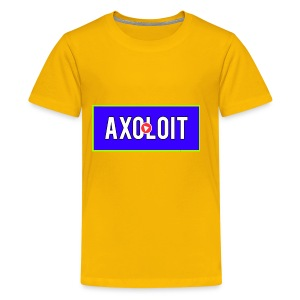AxolOit - Kids' Premium T-Shirt