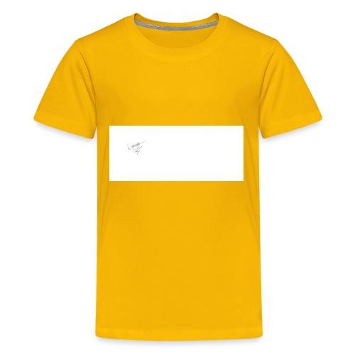 signature edition - Kids' Premium T-Shirt