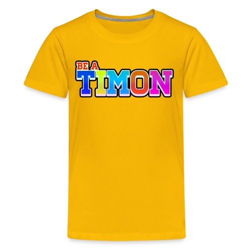 TimonKidsEdition | Colorful Desing - Kids' Premium T-Shirt