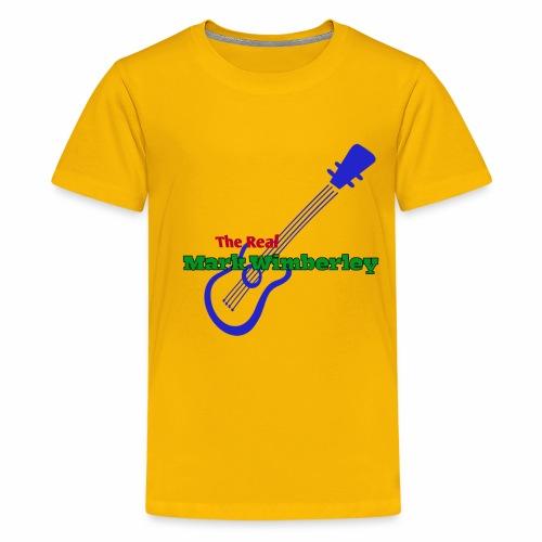 The Real Mark Wimberley Swag - Kids' Premium T-Shirt