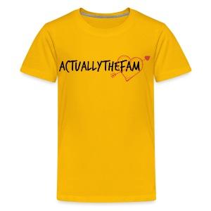 ActuallyTheFam - Kids' Premium T-Shirt