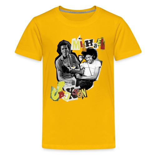 mjwitdamac - Kids' Premium T-Shirt