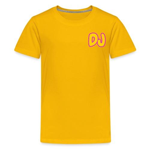 DJMERCH10 - Kids' Premium T-Shirt
