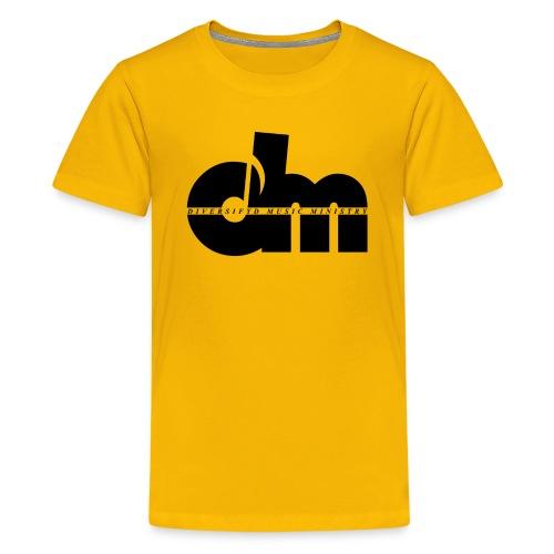 Diversifyd Music Logo - Kids' Premium T-Shirt