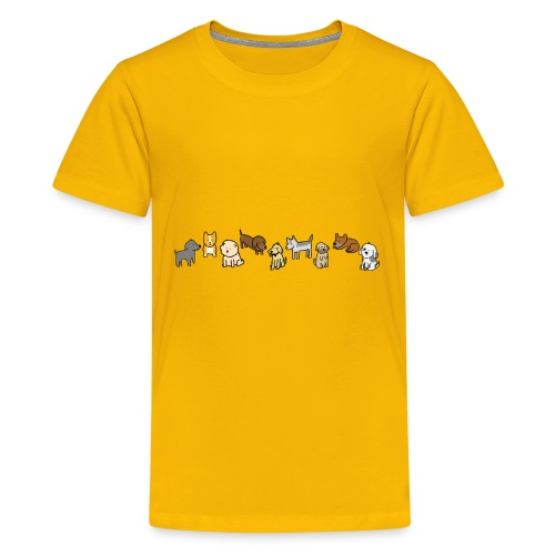 Doggos - Kids' Premium T-Shirt