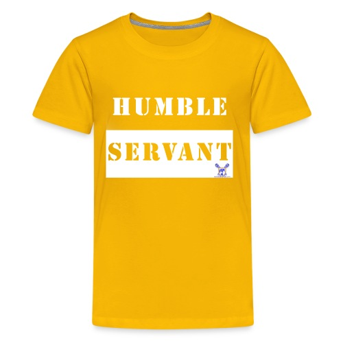 Humble Servant - Kids' Premium T-Shirt