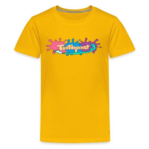 Toothpast3 Merch - Kids' Premium T-Shirt