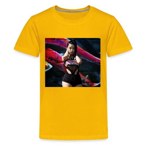Urban Woods 2 - Kids' Premium T-Shirt