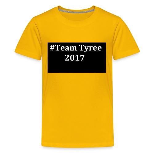 Team_tyree - Kids' Premium T-Shirt