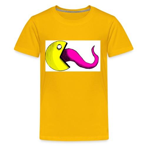 creepy pac - Kids' Premium T-Shirt