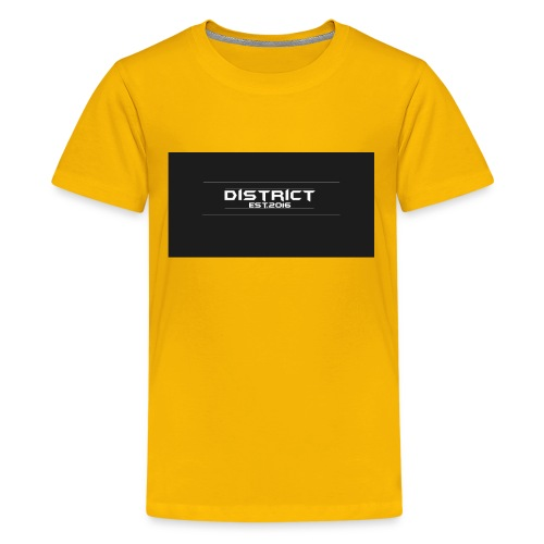 District apparel - Kids' Premium T-Shirt