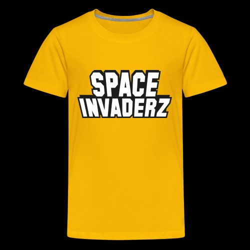 Space Invaderz - Kids' Premium T-Shirt