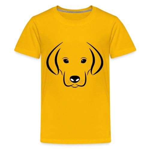 dog - Kids' Premium T-Shirt