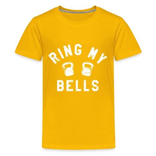 Ring My Bells - Kids' Premium T-Shirt