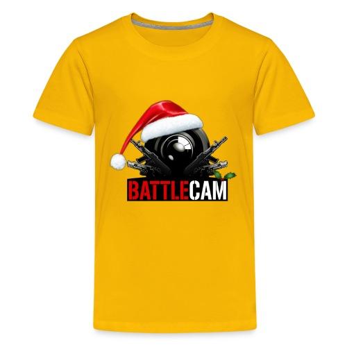 Battlecam_logo - Kids' Premium T-Shirt